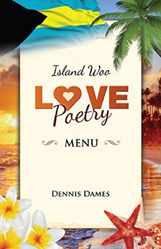 Island Woo Love Poetry Menu